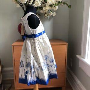 Girl dress 4-5Y